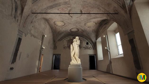 La Pietà Rondanini di Michelangelo (foto Mascaroni)