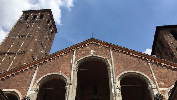 Milano sant ambrogio PerMIlano