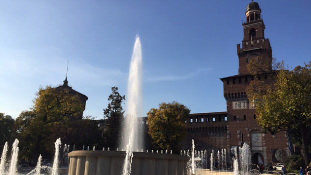Castello Sforzesco Milano Filarete